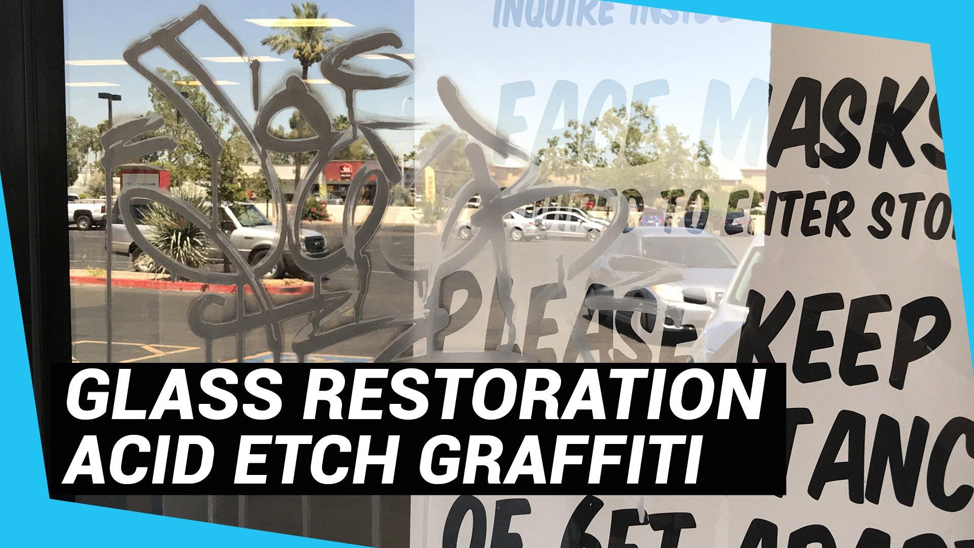 Glass Restoration Process