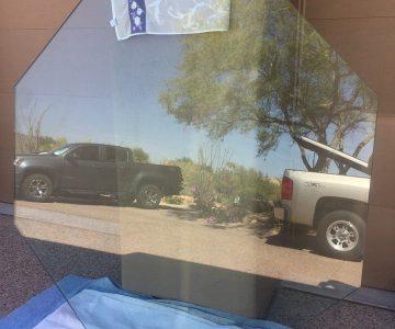 Scratched Glass Table Repair | Glass Restoration Guru